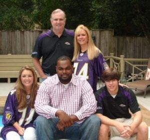 michael oher and tuohys